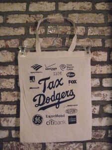 Image of Tax Dodgers Lightweight Tote